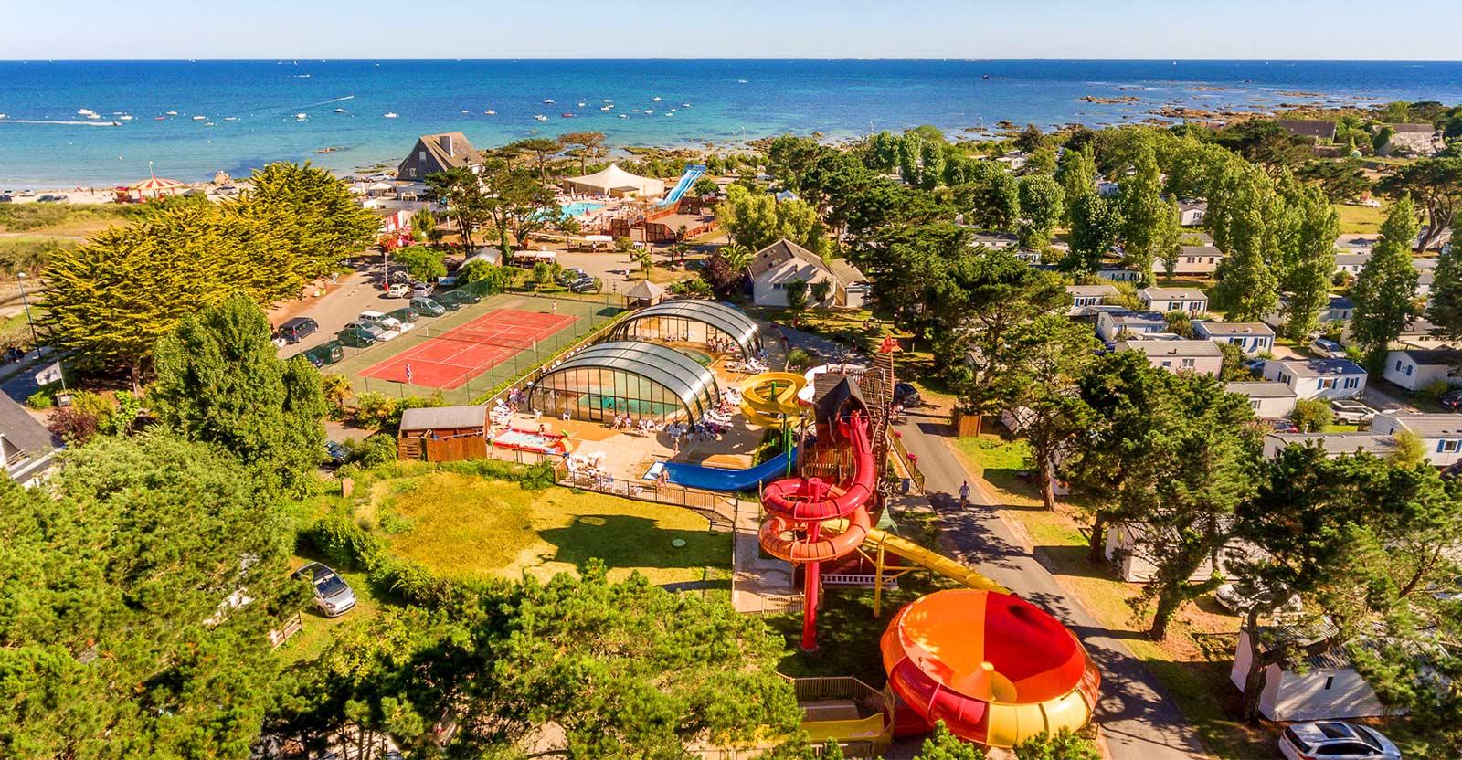 Camping avec piscine : qu'offre Lège-Cap-Ferret ?