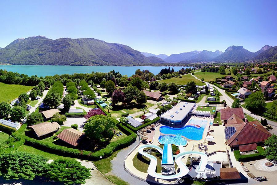 Lac d'Annecy : où camper dans ses alentours ?