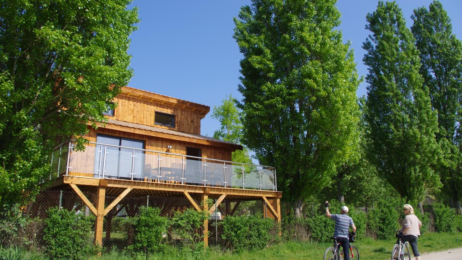 Top 3 des campings familiaux en Rhone Alpes